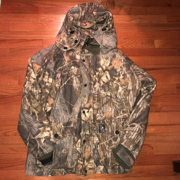 25181a444cf15 Browning Jackets & Coats   Mens Hydro Fleece 4in1 Parka   Poshmark